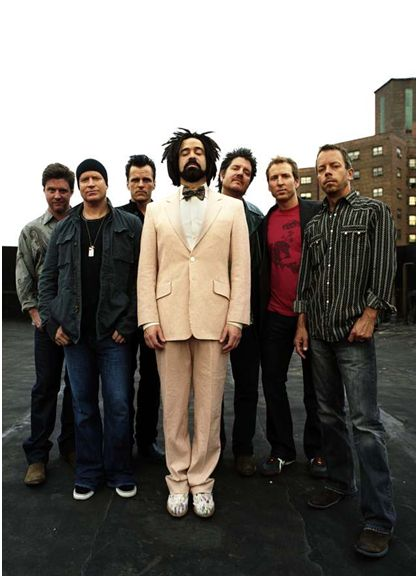 COUNTING CROWS in Italia