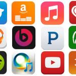 Streaming - Spotify, Youtube, Pandora etc.