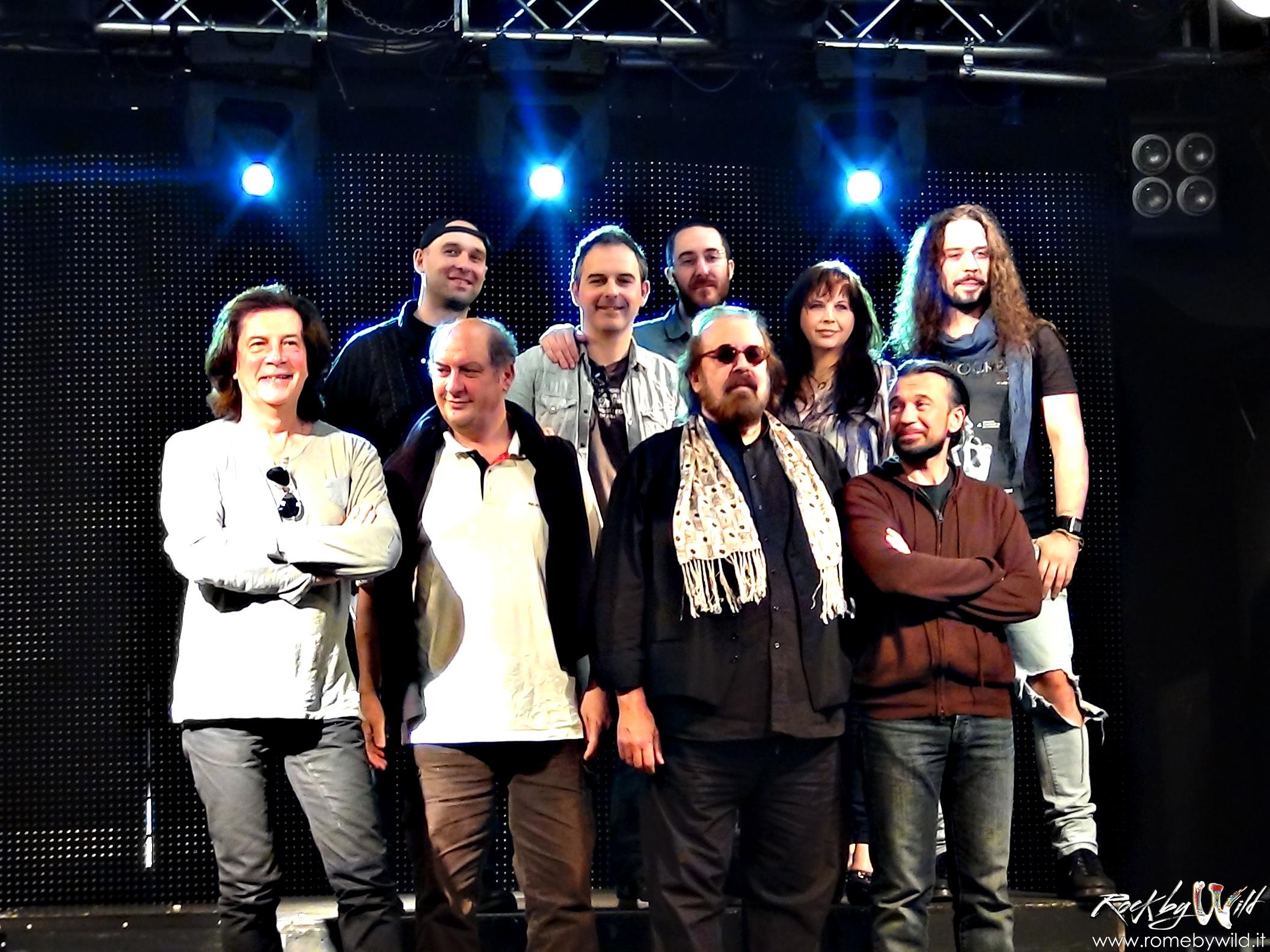 Un 39 idea che non puoi fermare tour 2015 rock by wild for Puoi ottenere un mutuo a terra