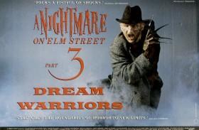 Nightmare On Elm Street 3 – Dream Warrios:  L'uomo nero si chiama Krueger