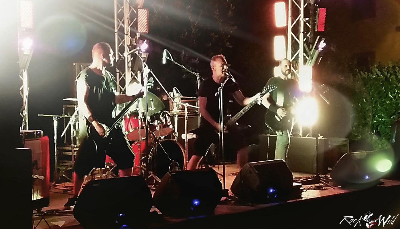 The Four Horseman Opening per Prophilax @ La Perla Nera - 18 09 2015