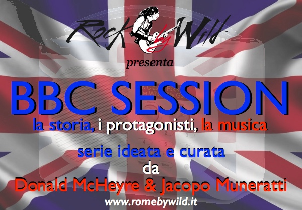 """BBC Session: La Radio e Gli """"Inglesi"""""""