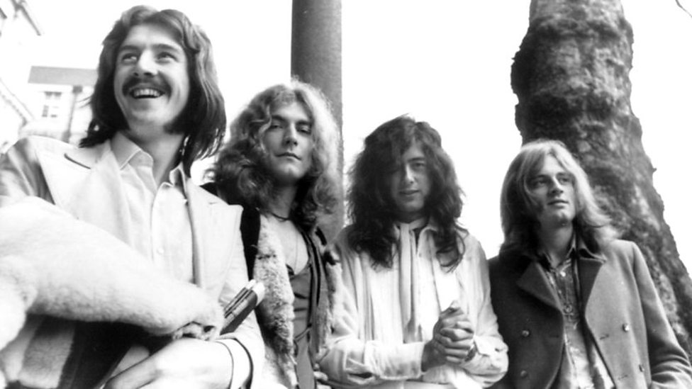 BBC Session 2° Puntata: Led Zeppelin