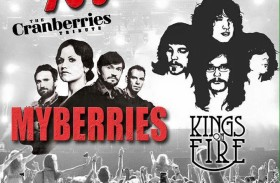 Tribute To… Myberries + Kings On Fire @ Stazione Birra – 20 11 2015