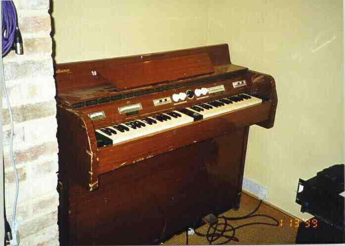 King Crimson Mellotron MK2