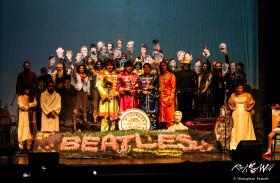 Across The Beatles: Satisfaction Guaranteed @ Teatro Olimpico – 05 01 2016