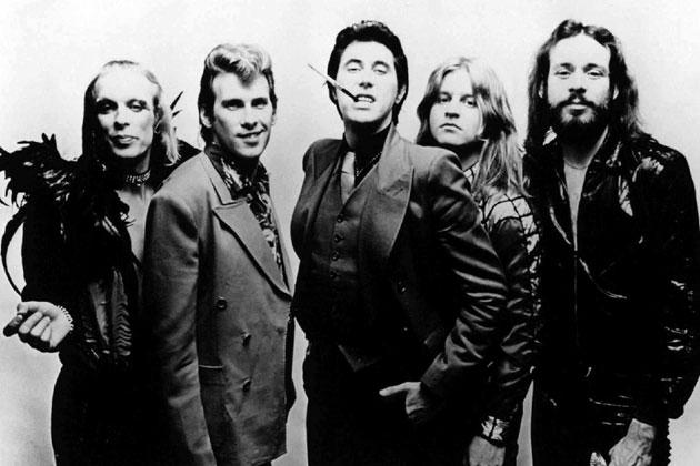 Roxy Music 1972 BBC