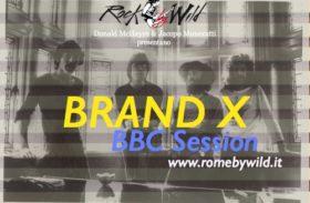 BBC Session 10° Puntata: Brand X