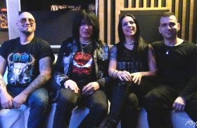 Video intervista a Michael Angelo Batio & The Black Hornets: la tecnica non basta