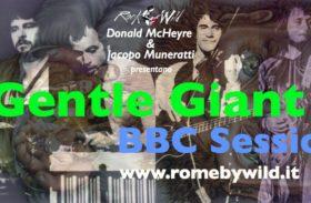 BBC Session 11° Puntata: Gentle Giant
