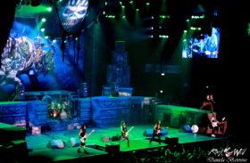 Iron Maiden + Ravenage: la Vergine di Ferro ha ancora tanto da dire @ Forum Assago – 22 07 2016