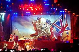 Sonisphere 2016 con A Perfect Day, Wild Lies, The Raven Age, Sabaton, Saxon, Anthrax e Iron Maiden @ Ippodromo Delle Capannelle – 24 072016
