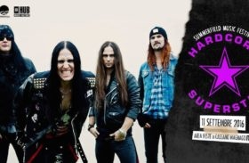 Summerfield Music Festival: Speed Stroke / Electric Ballroom live a Varese a Settembre 2016