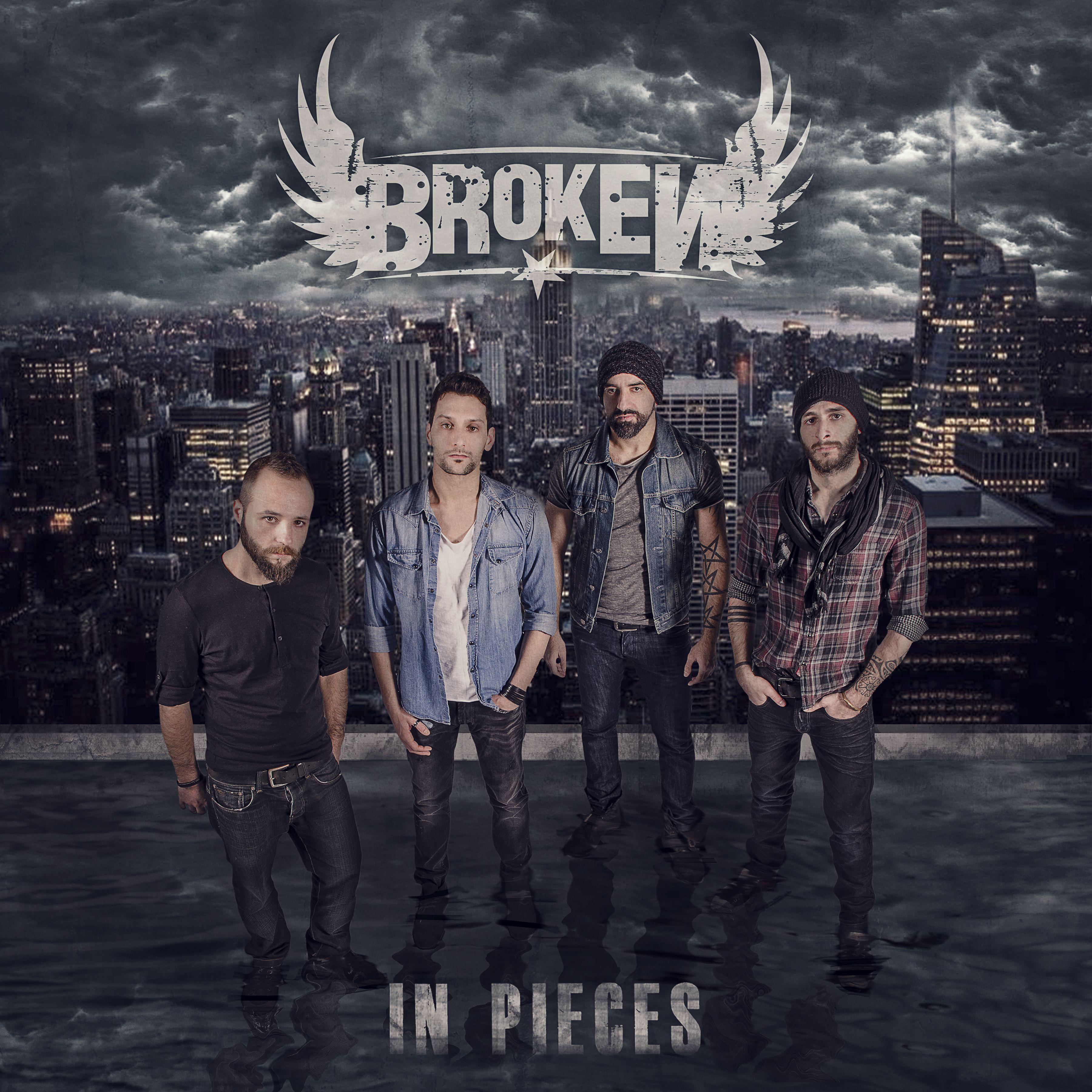 Broken - In Pieces - 2014