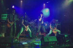 Nastyville + Mad Museum @ Centrale Rock Pub – 16 10 2016