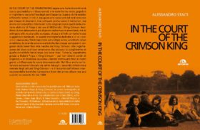 """Alessandro Staiti – """"In The Court Of The Crimson King"""" – libro"""
