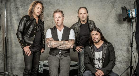 "Metallica: il live video di ""Enter Sandman"""