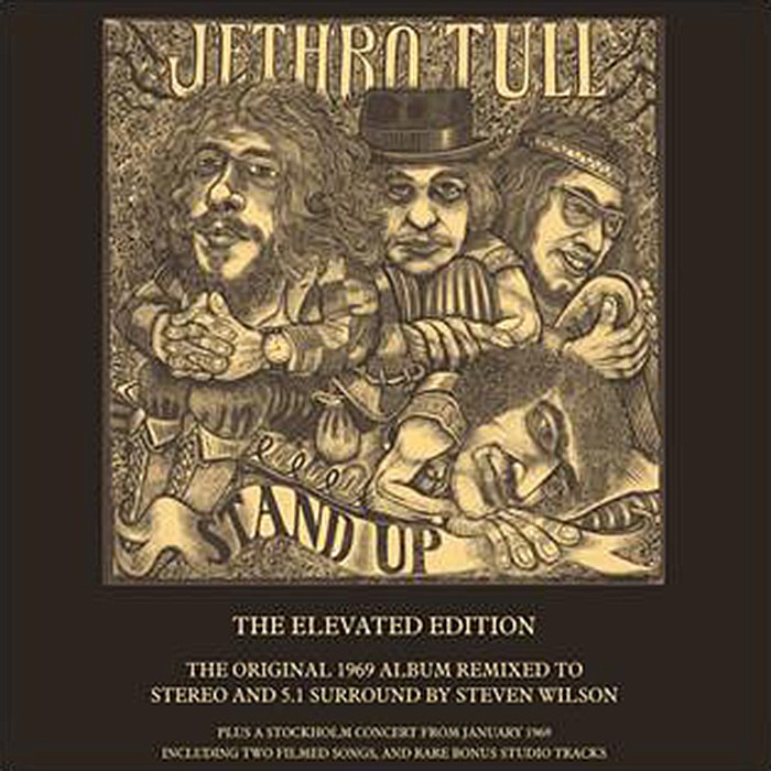 Jethro Tull - The Elevated Edition - cover - 2016