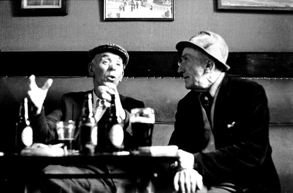 Two Boys in Pub