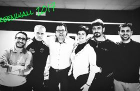 Greenwall + Jaggae @ Auditorium Roma – 09 03 2017