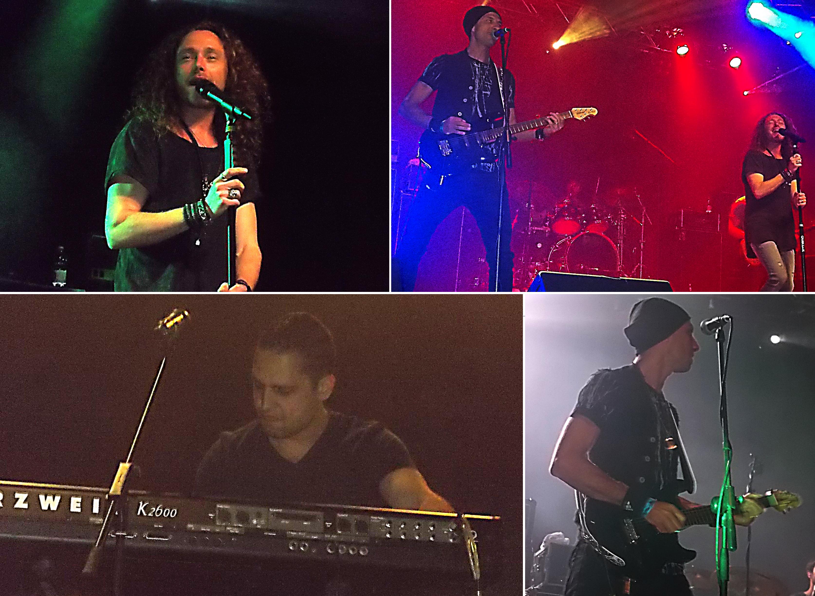 Lionville @ FRF4 - Frontiers Rock Festival - 30 04 2017
