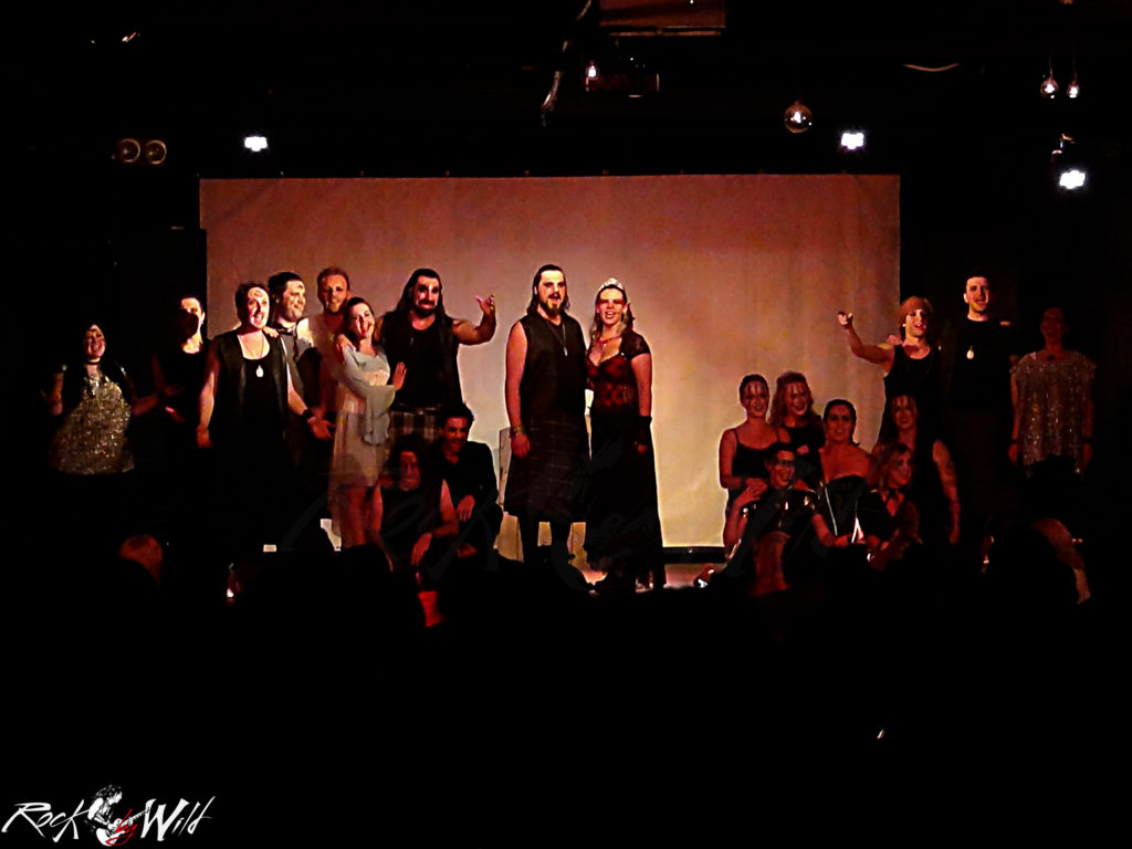 Macbeth Rock Opera: Shakespeare incontra il rock, il rock racconta Shakespeare @ Monk – 27 05 2017