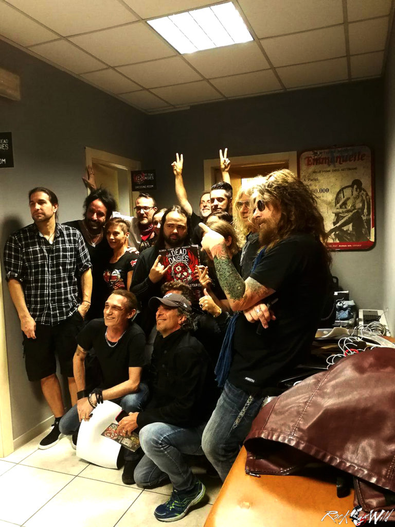 The Dead Daisies @ Druso – 05 06 2017