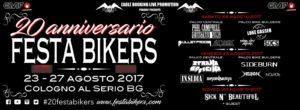 Festa Bikers XX Anniversario @ Bergamo @ Zona Industriale | Cologno Al Serio | Lombardia | Italia