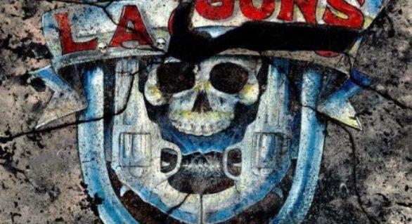 "L.A. Guns: il brano ""Sticky Fingers"""