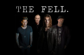 """""""Footprints"""" Debut Music Video from The Fell (feat. Billy Sheehan)"""