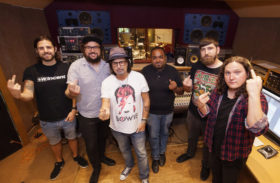 Phil Campbell And The Bastard Sons: in studio per registrare l'album di debutto