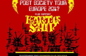 Post Society Tour: i Voivod in Italia a Settembre 2017