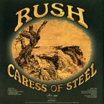 "24 settembre 1975 - esce ""Caress of Steel"" dei Rush"