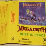 "24 settembre 1990 - esce ""Rust in Peace"" dei Megadeth"