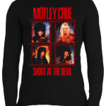 "26 settembre 1983 - esce ""Shout at the Devil"" dei Mötley Crüe"
