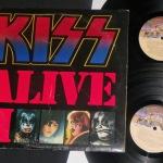 28 novembre 1977 - esce Alive II dei Kiss