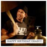 25 ottobre 1961 - nasce Chad Smith