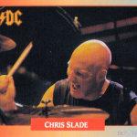 30 ottobre1946 - nasce Chris Slade