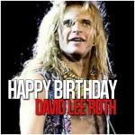 10 ottobre 1954 - nasce David Lee Roth