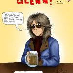 25 ottobre 1948 - nasce Glenn Tipton