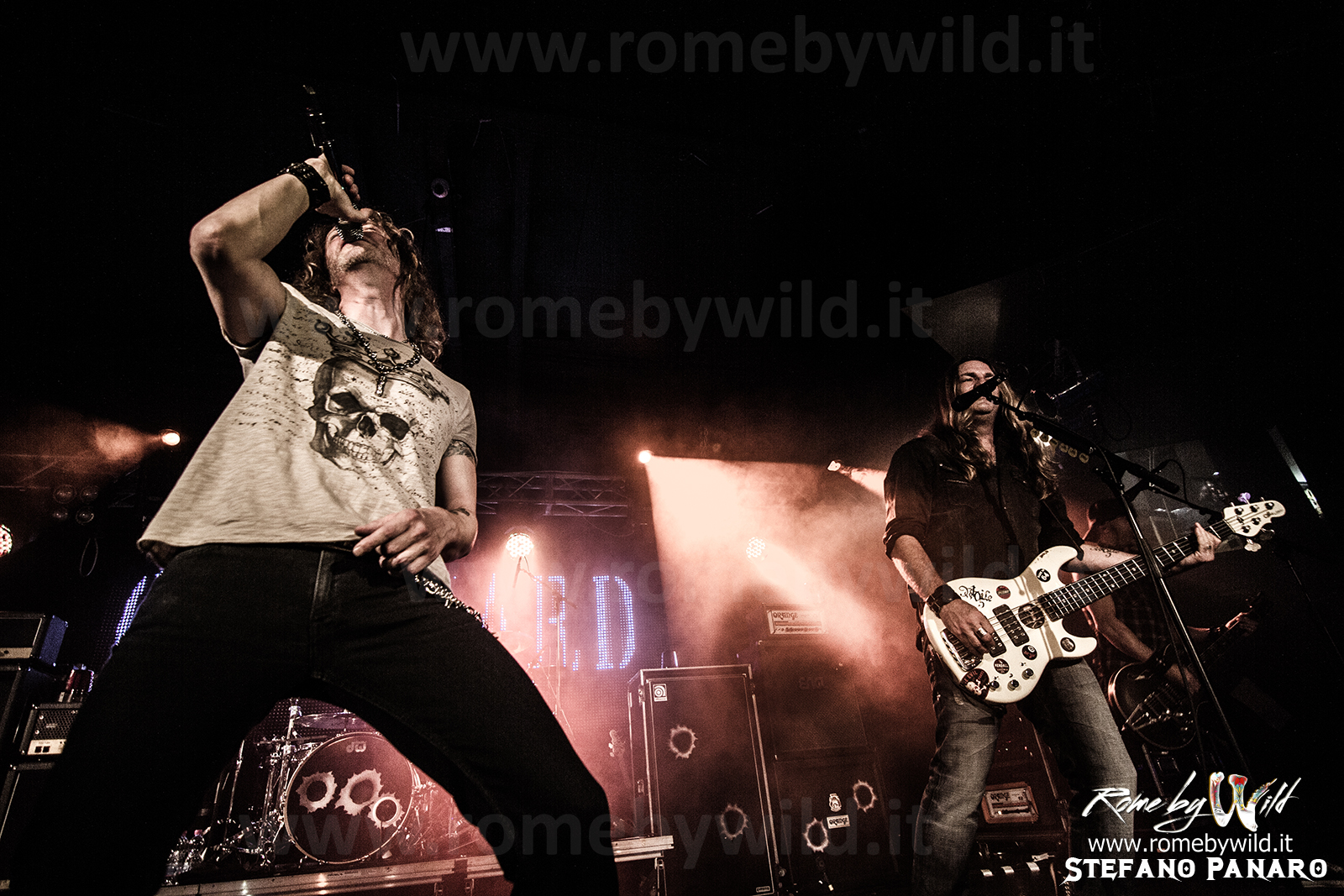 Gotthard @ Orion - 15 10 2015