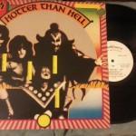 "22 ottobre 1974 - esce ""Hotter Than Hell"" dei KISS"