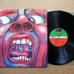 "10 ottobre 1969 - esce ""In the Court of the Crimson King"" dei King Crimson"