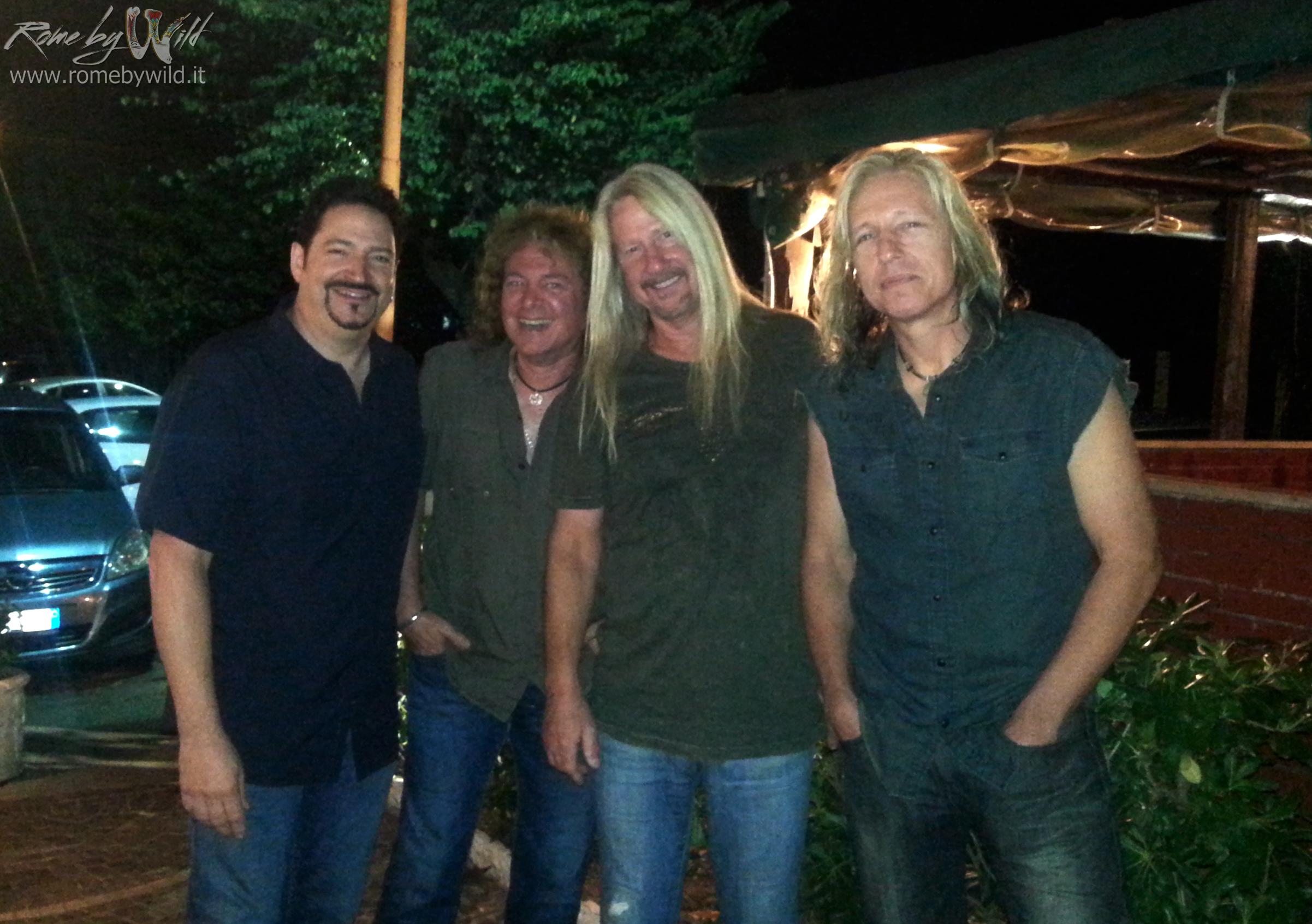Rock by Wild intervista Dave Meniketti dei Y&T