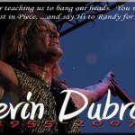 Kevin DuBrow | 29 ottobre 1955 – 25 novembre 2007