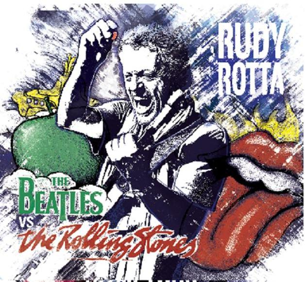 The Beatles vs Rolling Stones - Rudy Rotta