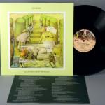 "12 ottobre 1973 - esce ""Selling England by the Pound"" dei Genesis"