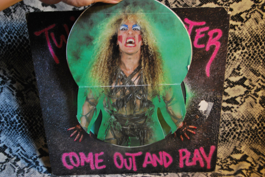 Twisted Sister Be Chrool To Your Scuel