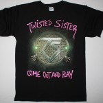 "9 novembre 1985 - esce ""Come Out and Play"" dei Twisted Sister"