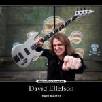 12 novembre 1964 - nasce David Ellefson